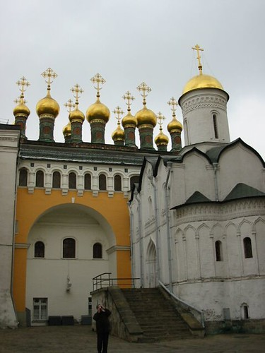 Een van de Kremlinkerken