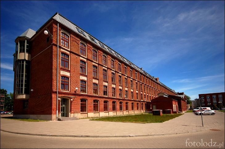 Lodex czyli budynek trzech wydziałów Politechniki Łódzkiej