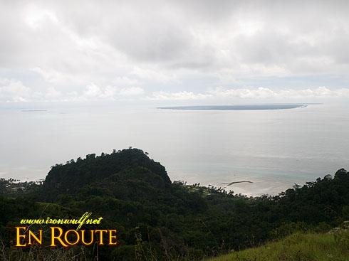 Bud Bongao Simunul Island View