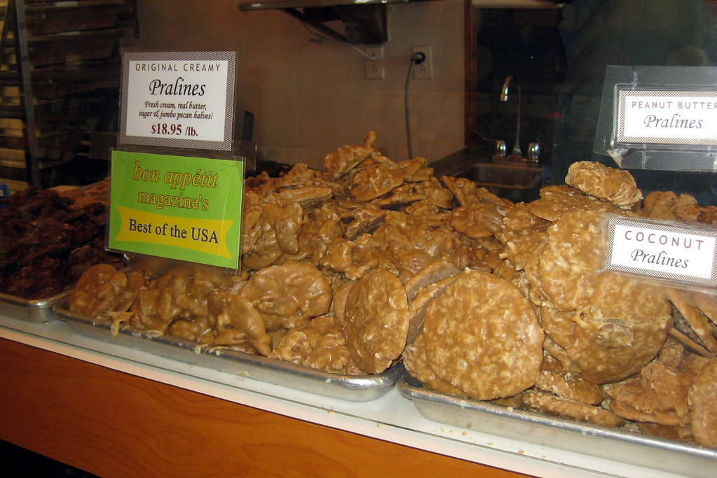 New Orleans - French Quarter: Southern Candymakers - Pralines