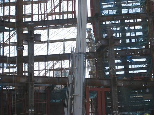 estructura metálica Japon