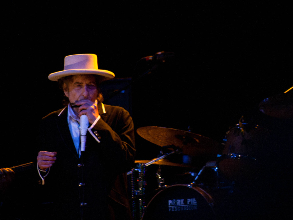 Bob Dylan - London Feis festival