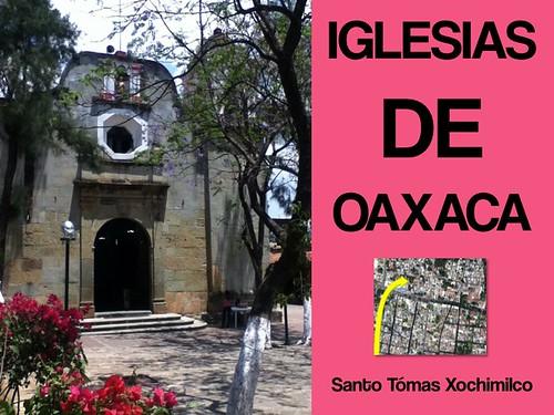 Iglesas de Oaxaca: Santo Tomás