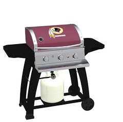 Washington Redskins TailGating Grill / BBQ