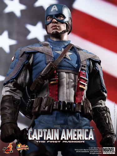 Hot Toys - Captain America_The First Avenger_Captain America_PR3