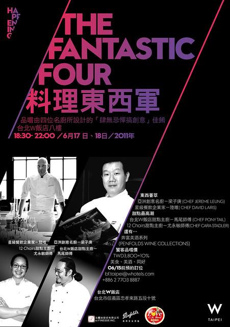 01 THE FANTASTIC FOUR- e-flyer
