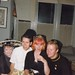 SF 1988 -- Mark, me, Ilhan, Stacey & Bruce