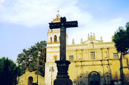 Coyoacan Church