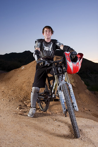 Mountain Bike Portrait