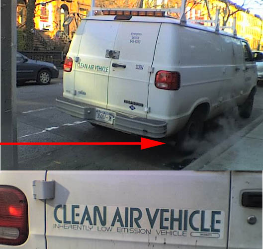 KeySpan Clean Air Vehicle