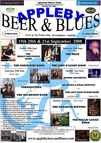 Appleby beer & blues 2008