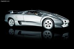 Lamborghini Diablo Model (The Red Giant) Tags: canon 350d nikon exotic diablo lamborghini supercar sb24