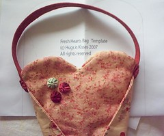 Tasche  -Fresh Hearts BAg