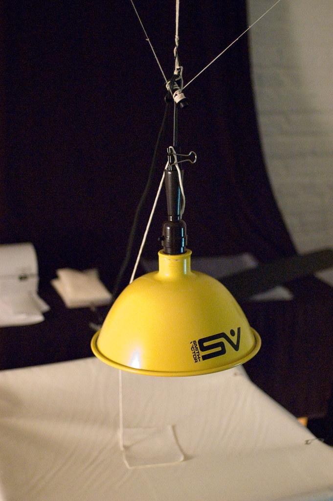 Small Artifacts Lighting Setup