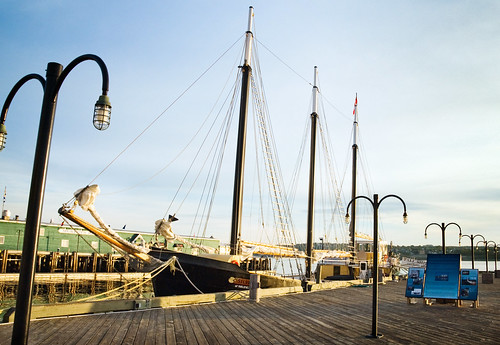 Tall Ship Silva (1939), Queen´s Wharf, Halifax, Nova Scotia, Canada