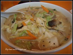 野菜味增拉麵