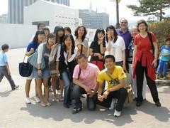 American Political Culture Class at Cheong Wa Dae