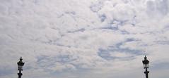 sous le ciel de Paris ... (irriske) Tags: sky paris clouds ciel soe lanternes lamplights