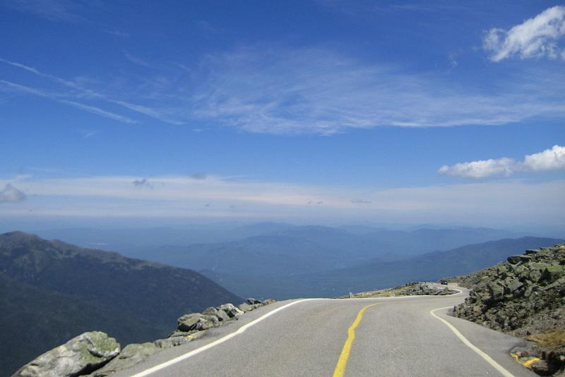 Mt Washington Auto Road
