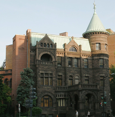 The Heurich Mansion  (The Brewmaster's Castle)