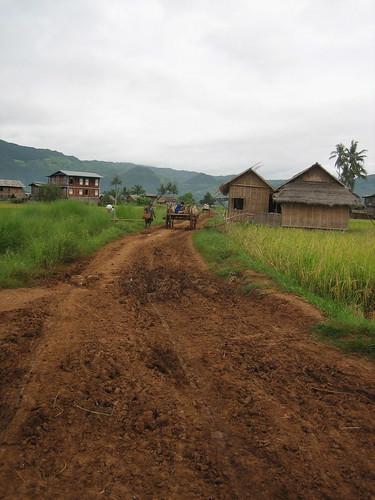 Road near Kalaw #3