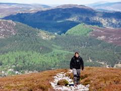 Above Braemar (Ade Milne) Tags: scotland morrone royaldeeside