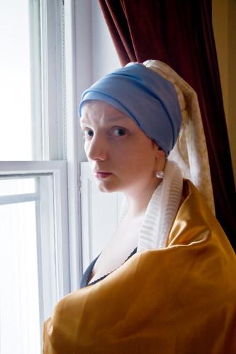 near vermeer