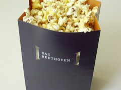 Popcorn-Tüte