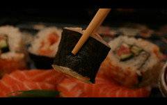 ~ SUSHI..\\ (Te  Hgh Tst ~) Tags: china food dinner sushi