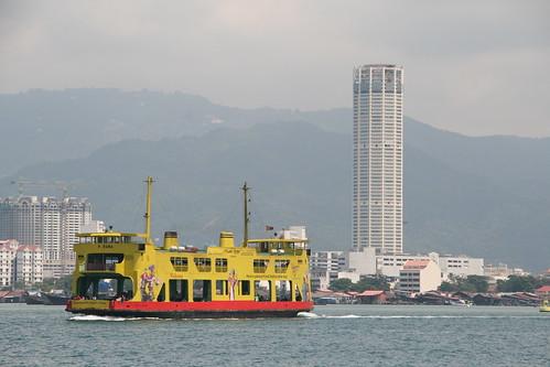 Penang Island by aminur.
