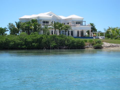 The White House of Turks and Caicos