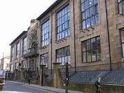 Escuela de Arte de Glasgow. 1897-99.