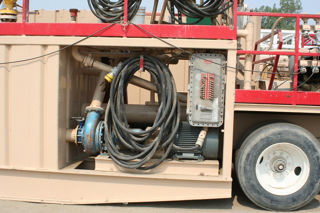 Mud Tank Circulating Pump