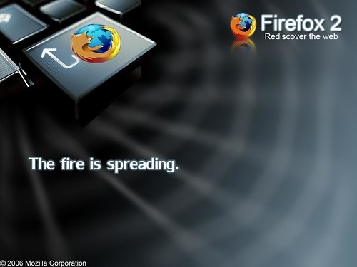 Firefox Wallpaper 57