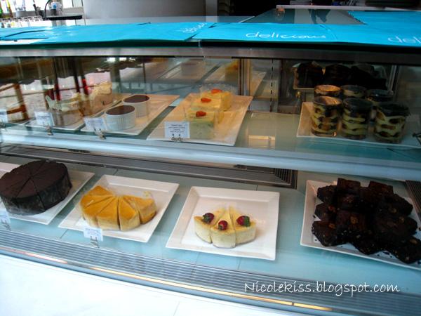dessert counter 2