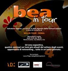 invito Bea in Tour RM (Giorgio Giordani) Tags: comunicazione eventi
