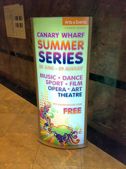 Canary Wharf Summer Series #2