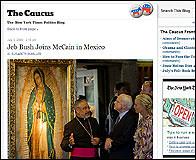 El blog The Caucus del NY Times