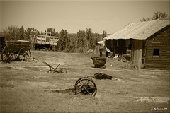 prairie homestead (Picture_My_World) Tags: old southdakota fun rustic frommylens fabsearchthebest prairiehomestead
