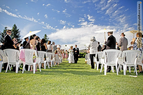 Wedding at Trentadue Winery - photo by Orange Photography