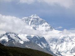 Peak of Mount Everest (Namisan) Tags: mountain high peak tibet summit himalaya everest himalayas basecamp mounteverest 8848 mteverest mountainshimalaya elevation85009000m altitude8848m summitmteverest altitude8844m