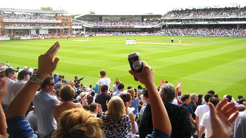 England vs South Africa at Lord's
