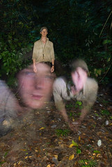 Astral projection (Mooray) Tags: ghosts astralprojection hantuhutan jungleghost