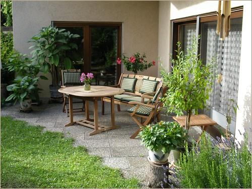 Terrasse Hibiscus