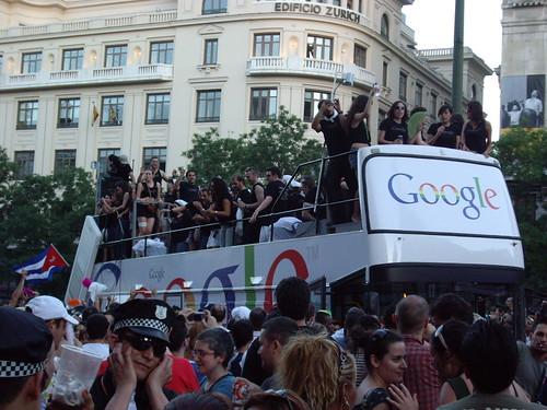 Madrid - Gay Pride Parade