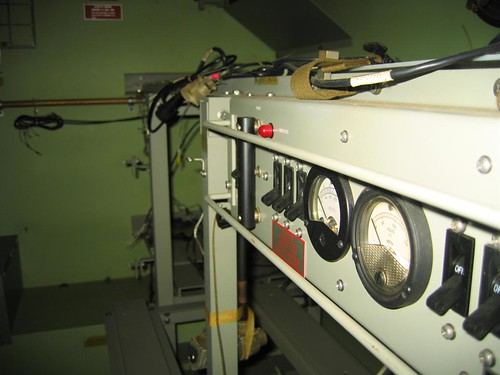 Power regulation equipment in the shelter