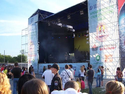 Hnizdo Festival 2008, Bila Tserkva, Ukraine