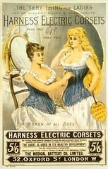 Electric Corsets (SA_Steve) Tags: vintage ads bad retro advertisements fashions corsets foundontheweb vintageads electriccorsets