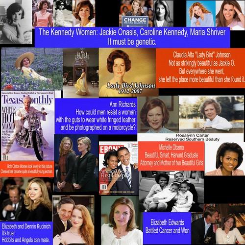 Women of Democratic Politics