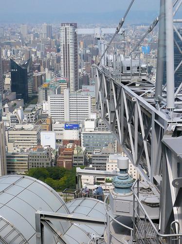 From Umeda Sky Building